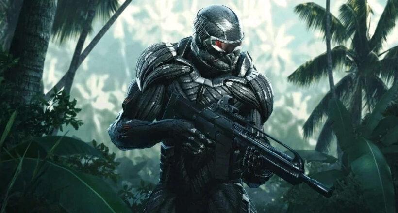Crysis Remastered Trilogy arriva su PS4 e Xbox One in versione fisica: ecco la data di uscita