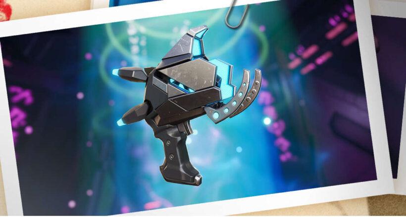 Fortnite, arriva il cannone al plasma: è l'arma perfetta per distruggere le costruzioni