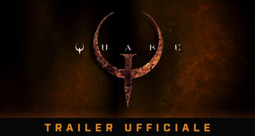 Quake: annunciata al QuakeCon una versione migliorata per i 25 anni