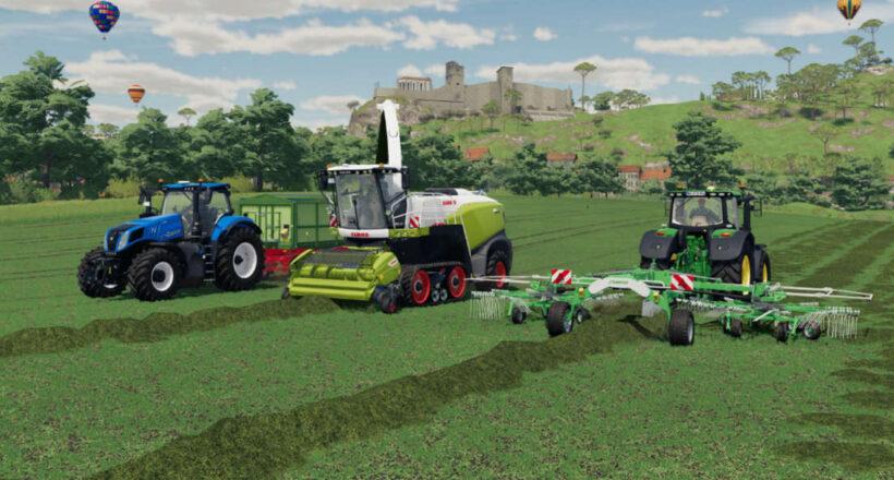 Farming Simulator 22 supporterà il Cross-Play tra PlayStation, Xbox, PC e Mac