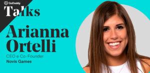 GoDaddy Talks 2021, l'ottavo appuntamento è previsto per l'8 ottobre: ospiteArianna Ortelli