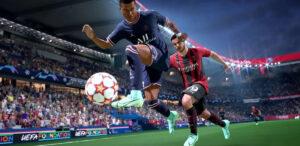 FIFA 22, che numeri: 89 milioni di partite giocate al giorno e oltre 3 milioni di nuovi club personalizzati
