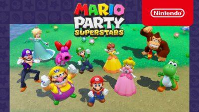 Mario Party Superstars: il nuovo trailer ci presenta tabelloni, minigiochi e modalità