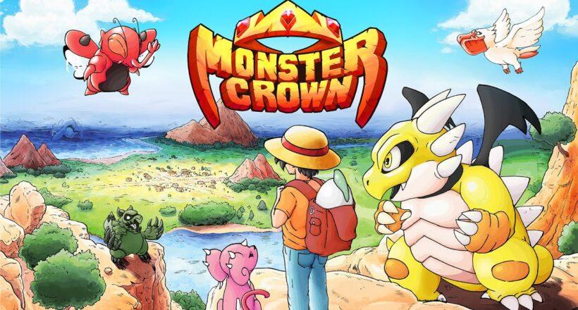 Monster Crown da oggi è disponibile su Nintendo Switch e PC: ecco il nuovo trailer